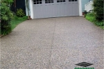 Exposed Aggregate Concrete Installation Projects