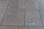 Stamped Concrete Installation Projects