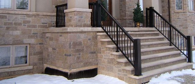 Aluminum Railing Installation Contractor