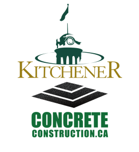 concrete installation contractor Kitchener, ON